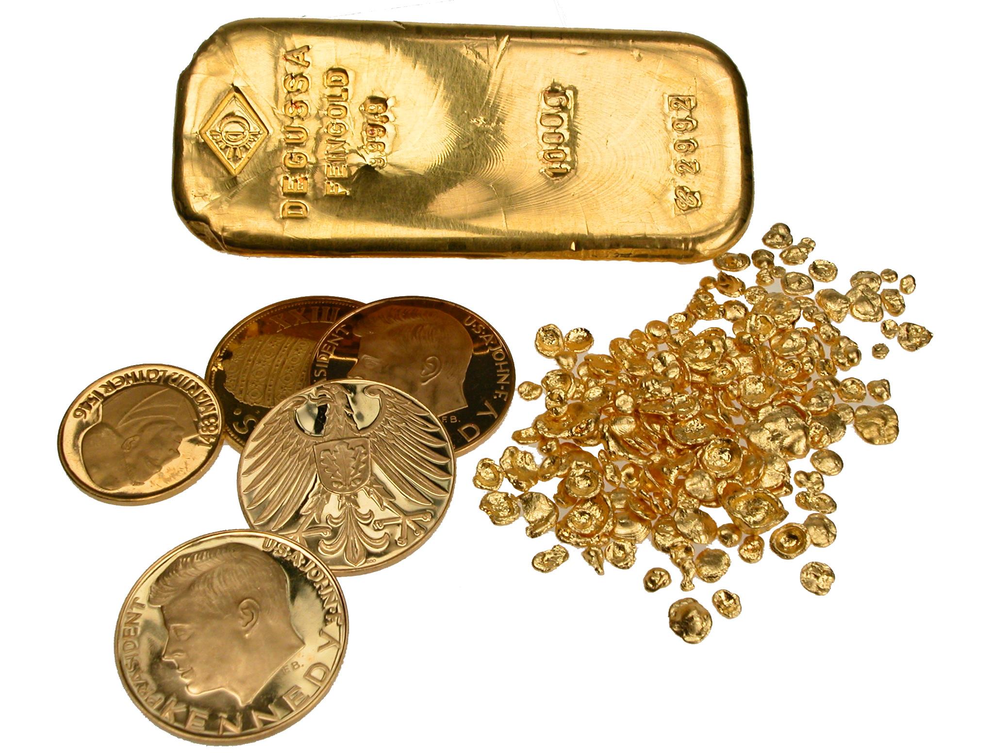 Wie entwickelt sich der Goldpreis