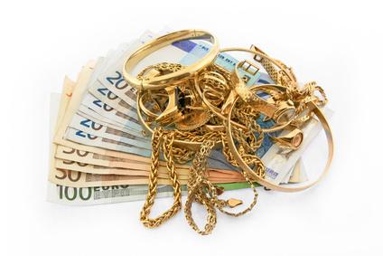 Goldschmuck verkaufen in Berlin
