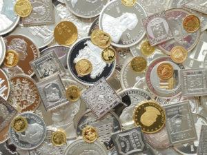 Silbermünzen verkaufen Berlin